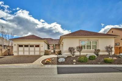 Carson City Single Family Home For Sale: 1615 Robb Drive