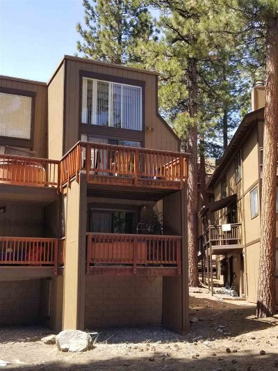 Zephyr Cove Condo/Townhouse For Sale: 86 N Rubicon #A