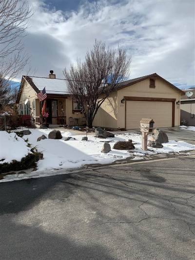 Sparks NV Single Family Home For Sale: $260,000
