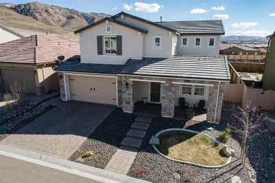 Washoe County Single Family Home New: 3000 Ethelinda