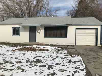 Sparks NV Single Family Home New: $235,000