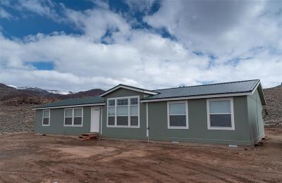 Reno Manufactured Home For Sale: 4600 Hidden Creek