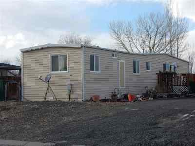 Battle Mountain Manufactured Home For Sale: 105 McCoy Ave