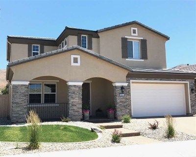 Washoe County Single Family Home New: 9640 Avitara Way