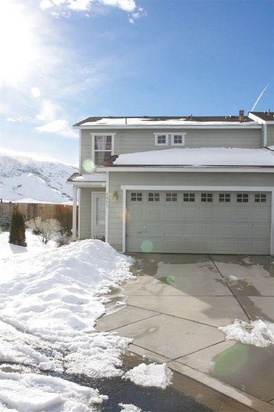 Washoe County Single Family Home For Sale: 8685 Umber Sky
