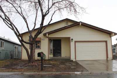 Sparks NV Single Family Home New: $225,000