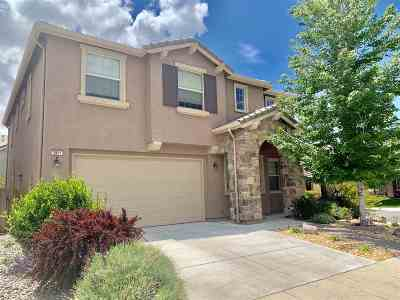 Sparks NV Single Family Home New: $445,000