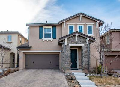 Reno Single Family Home Active/Pending-Loan: 1930 Hope Valley Dr