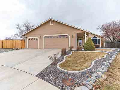 Sparks Single Family Home New: 36 Longspur Ct.