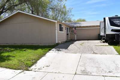 Carson City Single Family Home For Sale: 410 Rawhide