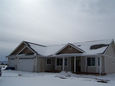 Gardnerville Single Family Home Active/Pending-Loan: 2291 Shootin Iron #Shootin