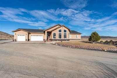 Washoe County Single Family Home New: 10230 Laurent Drive