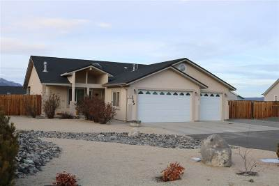 Fernley Single Family Home New: 3192 Deadeye Kid Ct