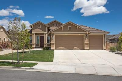 Sparks Single Family Home New: 6864 Voyage Drive