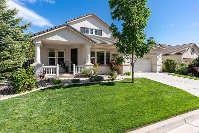 Washoe County Single Family Home New: 8140 Silver Strike Ct.