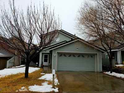 Reno Single Family Home For Sale: 3146 Alpine Creek Rd.