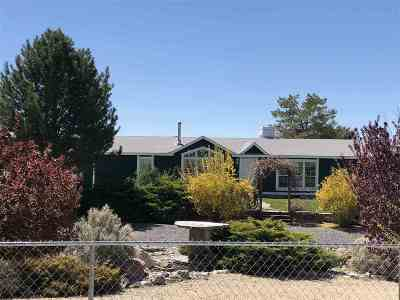 Single Family Home Price Reduced: 11995 Shasta Lake Road