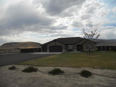 Single Family Home Active/Pending-House: 935 Sheep Creek