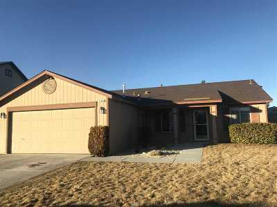 Reno Single Family Home For Sale: 11385 Little River Court