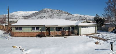 Carson City Single Family Home Active/Pending-Call: 4374 Apollo Drive