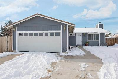 Sparks NV Single Family Home New: $290,000