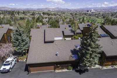Washoe County Condo/Townhouse New: 2420 Rock Hill Circle