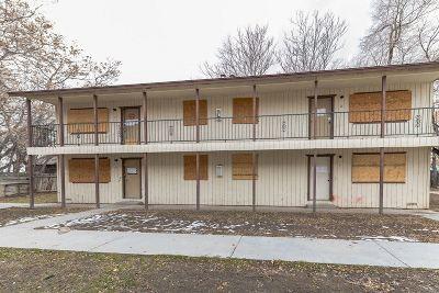 Lovelock Multi Family Home For Sale: 1250 Dartmouth Ave