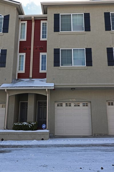 Sparks NV Condo/Townhouse New: $279,000