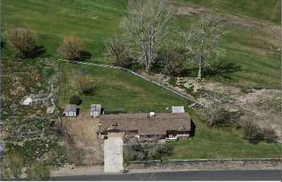 Gardnerville Single Family Home For Sale: 972 Fairway