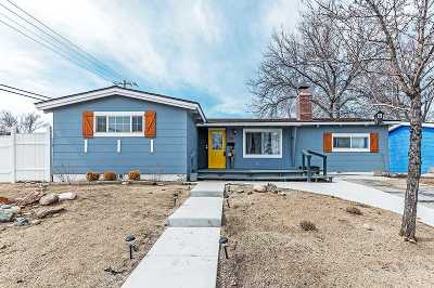 Reno Single Family Home New: 701 Stoker Avenue