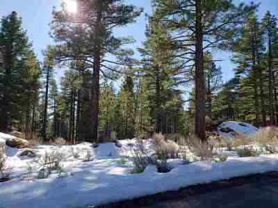 Reno Residential Lots & Land For Sale: 850 Piney Creek Rd