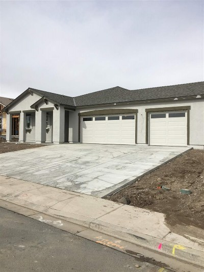 Fernley Single Family Home For Sale: 235 Red Oak Dr