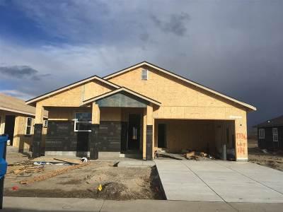 Fallon Single Family Home Extended: 1336 Onda Verde