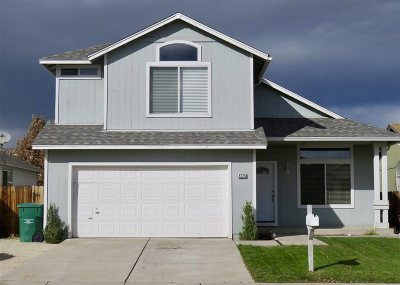 Washoe County Single Family Home New: 8225 Shifting Sands
