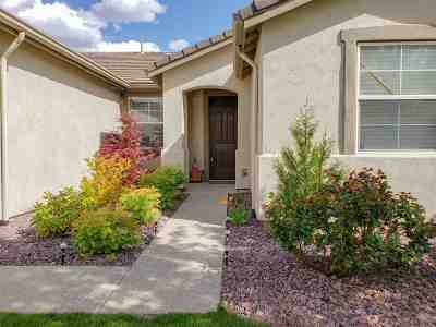 Reno Single Family Home Active/Pending-Loan: 10572 Fort Morgan
