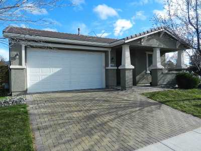 Reno Single Family Home New: 11590 Cervino