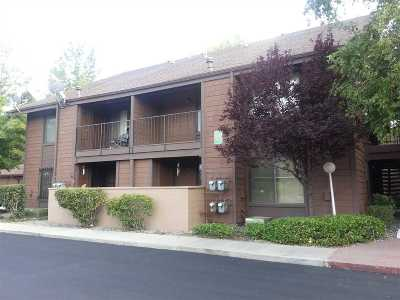Reno Condo/Townhouse New: 1465 E Peckham Lane Bldg. 4 #28