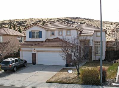 Washoe County Single Family Home New: 2980 Blue Grouse Drive