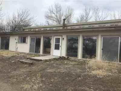 Fallon Single Family Home For Sale: 2480 Rogers Road