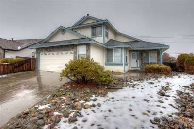 Reno, Sparks, Carson City, Gardnerville Single Family Home New: 568 Pavilion Court