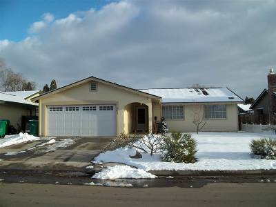 Reno, Sparks, Carson City, Gardnerville Single Family Home New: 831 Glen Molly Drive