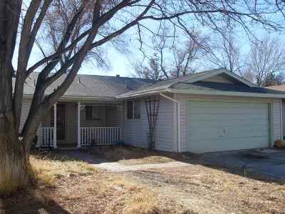 Carson City Single Family Home New: 1305 Palo Verde Drive