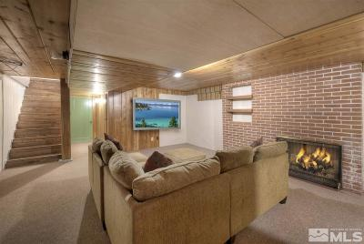 Washoe County Single Family Home New: 1234 Manor