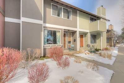 Washoe County Condo/Townhouse New: 1499 Foster Dr