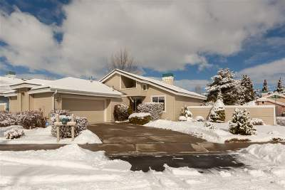 Washoe County Single Family Home New: 1135 Bridlewood Way