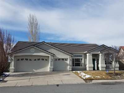 Reno Single Family Home New: 9625 Glen Ridge