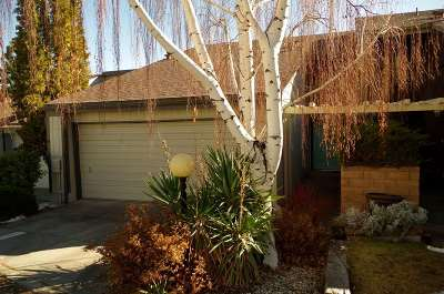 Reno Condo/Townhouse New: 3540 Rosalinda