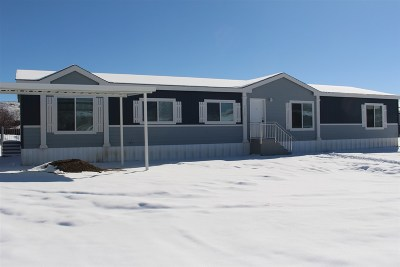 Reno Manufactured Home Active/Pending-Loan: 4020 Grouse