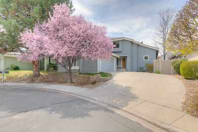 Reno Single Family Home Back On Market: 1321 Highwood Ct.