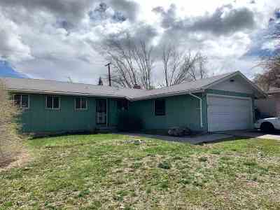Reno NV Single Family Home Sold: $286,000